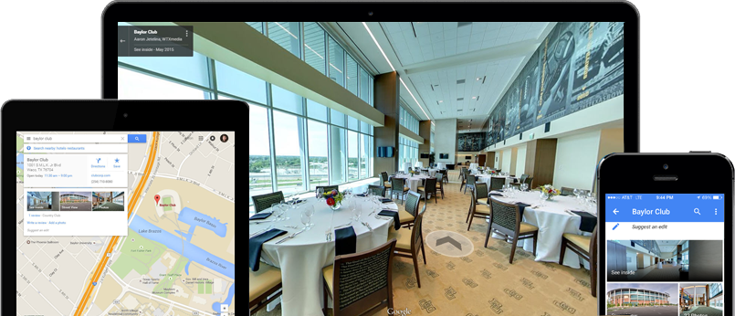 4 Reasons to Invest in a Google 360º Virtual Tour