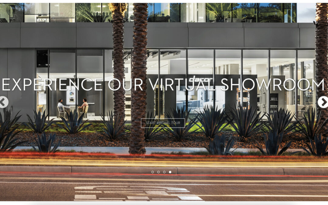 Showroom Managers Are Entering the Digital World Through Virtual Tours