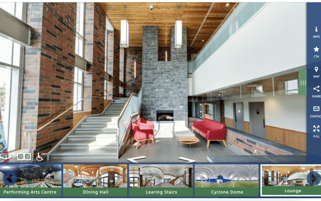 Self-Guided Campus and School Virtual Tours