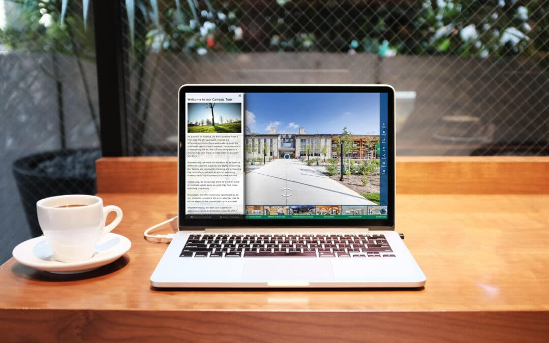 How Admissions Directors Are Using Self-Guided Virtual Tours